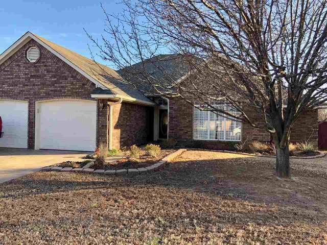 810 N Harville, Duncan, OK 73533 (MLS #155073) :: Pam & Barry's Team - RE/MAX Professionals