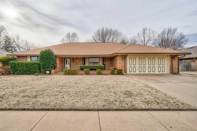 1112 NW 74th St, Lawton, OK 73505 (MLS #155162) :: Pam & Barry's Team - RE/MAX Professionals