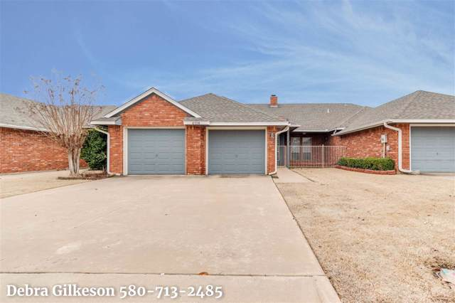 6708 NW Maple Dr, Lawton, OK 73505 (MLS #155178) :: Pam & Barry's Team - RE/MAX Professionals