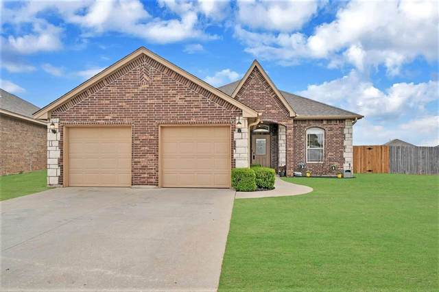 7902 SW Powell Ct, Lawton, OK 73505 (MLS #155603) :: Pam & Barry's Team - RE/MAX Professionals