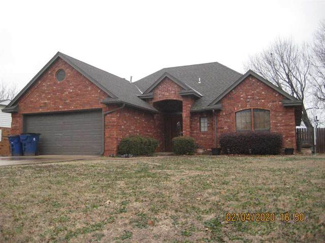918 S 7th St, Marlow, OK 73055 (MLS #155650) :: Pam & Barry's Team - RE/MAX Professionals