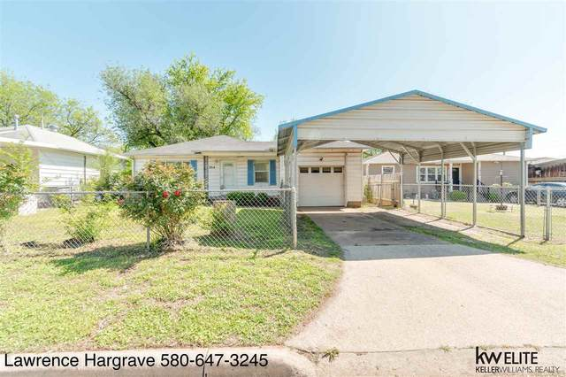 1914 NW Williams Ave, Lawton, OK 73505 (MLS #155659) :: Pam & Barry's Team - RE/MAX Professionals