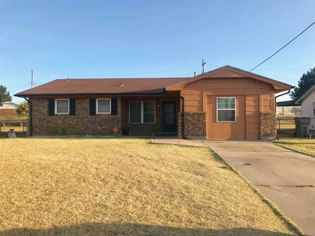 4814 NW Hoover Ave, Lawton, OK 73505 (MLS #155831) :: Pam & Barry's Team - RE/MAX Professionals
