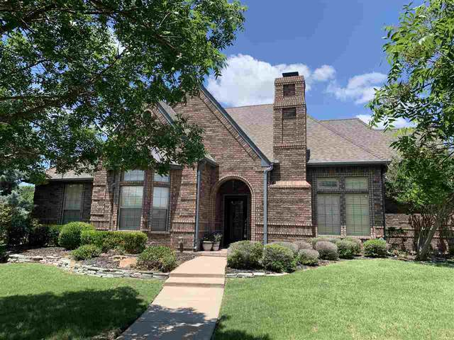 7605 NW Wyatt Lake Dr, Lawton, OK 73505 (MLS #155948) :: Pam & Barry's Team - RE/MAX Professionals