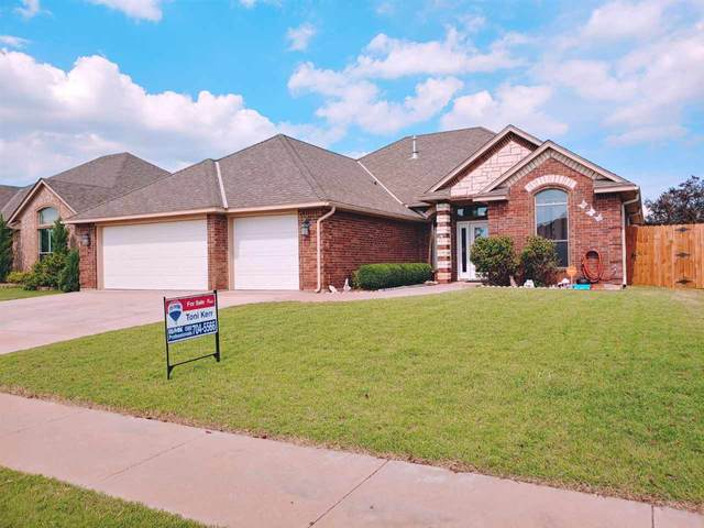 1514 SW 70th St, Lawton, OK 73505 (MLS #155959) :: Pam & Barry's Team - RE/MAX Professionals