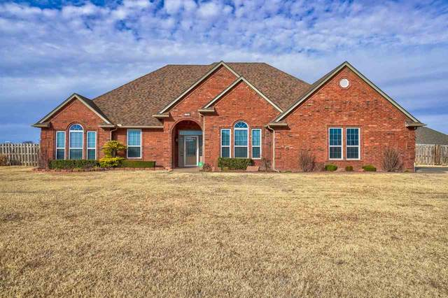 190 SW Deyo Landing Way, Cache, OK 73527 (MLS #157378) :: Pam & Barry's Team - RE/MAX Professionals