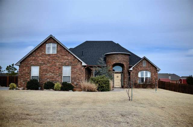 506 Biscayne Ln, Elgin, OK 73538 (MLS #157397) :: Pam & Barry's Team - RE/MAX Professionals