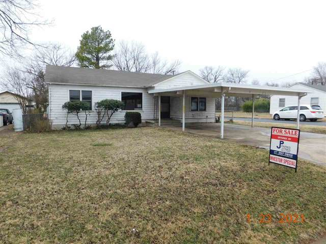 923 N C St, Duncan, OK 73533 (MLS #157437) :: Pam & Barry's Team - RE/MAX Professionals