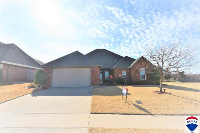 3612 Nw Julie Dr, Lawton, OK 73505 (MLS #157511) :: Pam & Barry's Team - RE/MAX Professionals