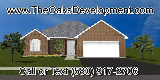 6816 SW Woodstock Ave, Lawton, OK 73505 (MLS #157567) :: Pam & Barry's Team - RE/MAX Professionals