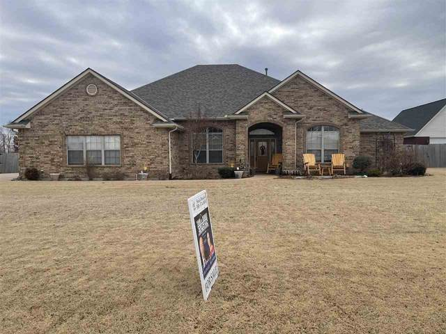 9 Windy Hollow Dr, Lawton, OK 73505 (MLS #157595) :: Pam & Barry's Team - RE/MAX Professionals