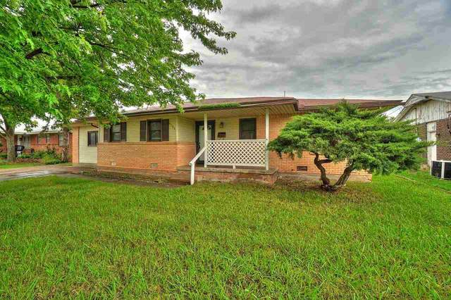 4524 SW Beta Ave, Lawton, OK 73505 (MLS #158250) :: Pam & Barry's Team - RE/MAX Professionals