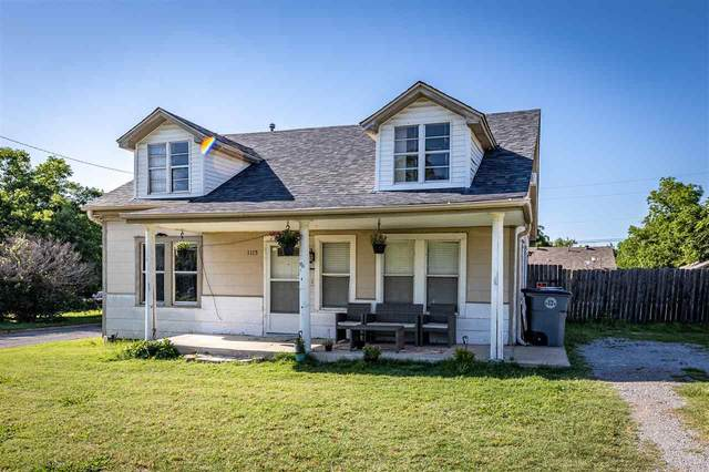 1115 NW Dearborn Ave, Lawton, OK 73507 (MLS #158578) :: Pam & Barry's Team - RE/MAX Professionals