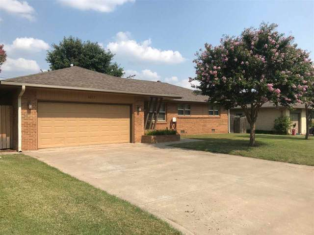 1611 NW 26th St, Lawton, OK 73505 (MLS #158976) :: Pam & Barry's Team - RE/MAX Professionals