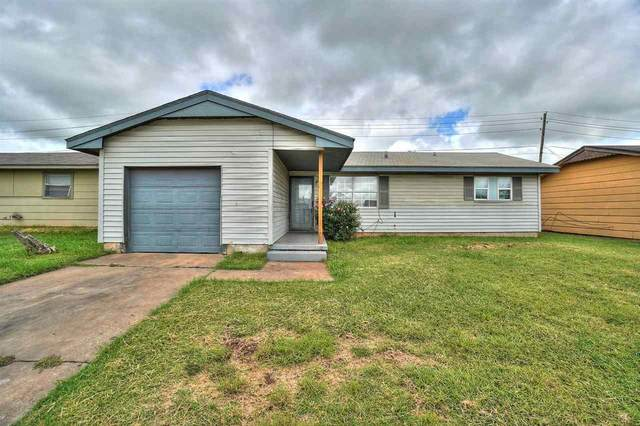 4677 NW Ozmun Ave, Lawton, OK 73505 (MLS #159092) :: Pam & Barry's Team - RE/MAX Professionals