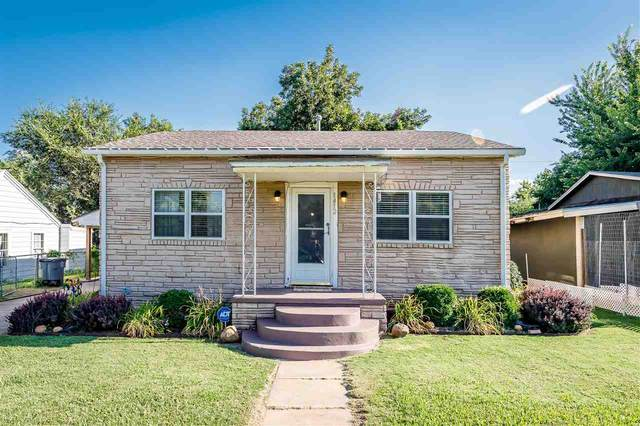 1412 NW Euclid Ave, Lawton, OK 73507 (MLS #159121) :: Pam & Barry's Team - RE/MAX Professionals