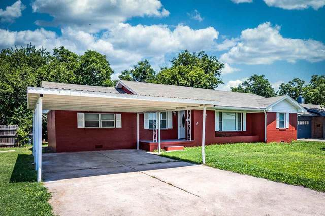 727 NW 36th St, Lawton, OK 73505 (MLS #159225) :: Pam & Barry's Team - RE/MAX Professionals