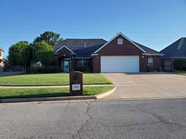 8009 NW Norwick Ave, Lawton, OK 73505 (MLS #159267) :: Pam & Barry's Team - RE/MAX Professionals