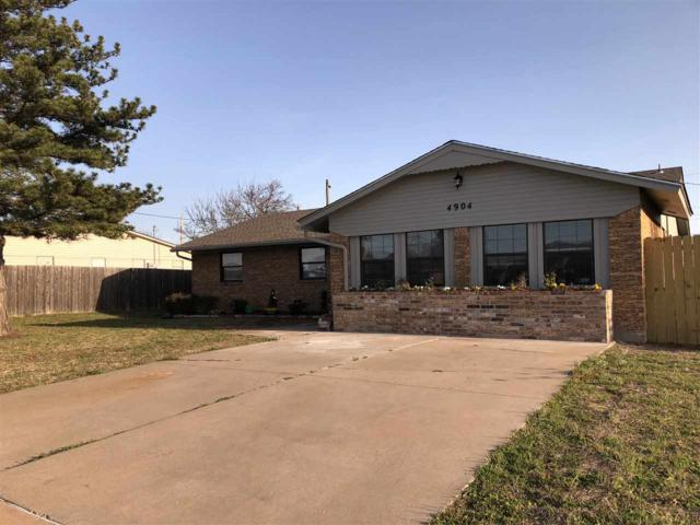 4904 NW Smith Ave, Lawton, OK 73505 (MLS #150062) :: Pam & Barry's Team - RE/MAX Professionals