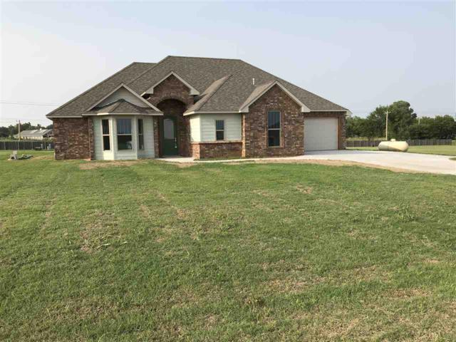1108 NW Mt Pinchot Ave, Lawton, OK 73507 (MLS #150627) :: Pam & Barry's Team - RE/MAX Professionals