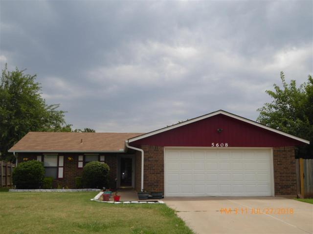 5608 NW Lady Marna Ave, Lawton, OK 73505 (MLS #151295) :: Pam & Barry's Team - RE/MAX Professionals