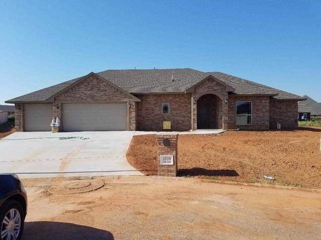 1610 NE White Rock Dr, Elgin, OK 73538 (MLS #153917) :: Pam & Barry's Team - RE/MAX Professionals