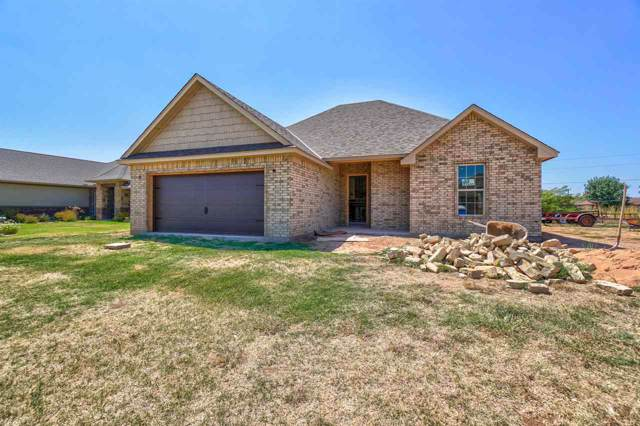 708 Meadow Ln, Cache, OK 73527 (MLS #153957) :: Pam & Barry's Team - RE/MAX Professionals