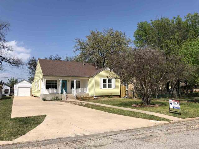 503 NW Euclid Ave, Lawton, OK 73507 (MLS #157975) :: Pam & Barry's Team - RE/MAX Professionals