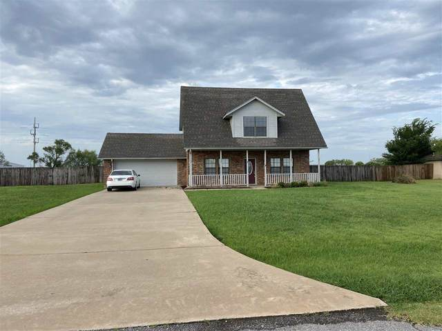 8 SW Valleybrook Dr, Lawton, OK 73505 (MLS #158893) :: Pam & Barry's Team - RE/MAX Professionals