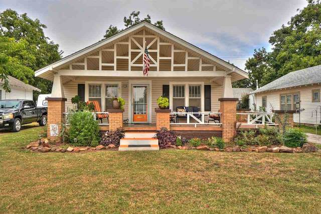 611 NW Euclid Ave, Lawton, OK 73507 (MLS #159446) :: Pam & Barry's Team - RE/MAX Professionals
