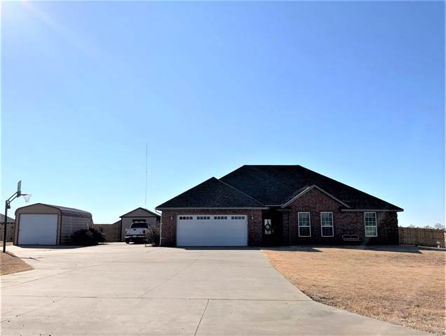 341 SW Deyo Landing Loop, Cache, OK 73527 (MLS #154677) :: Pam & Barry's Team - RE/MAX Professionals