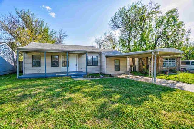 1416 NW Lincoln Ave, Lawton, OK 73507 (MLS #156628) :: Pam & Barry's Team - RE/MAX Professionals