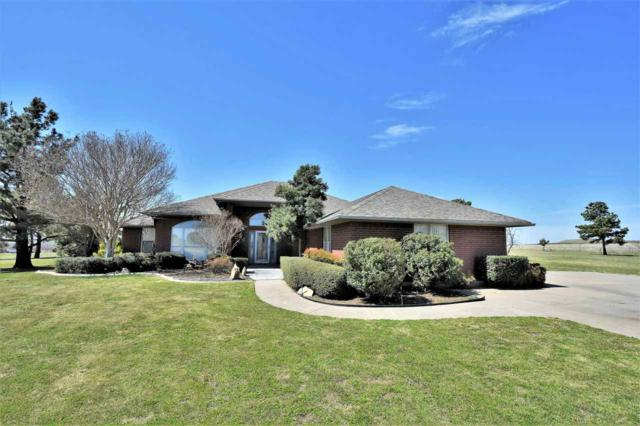 4524 NE Bly Ln, Lawton, OK 73507 (MLS #150275) :: Pam & Barry's Team - RE/MAX Professionals