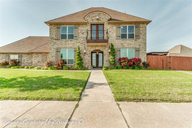 6803 SW Woodstock Ave, Lawton, OK 73505 (MLS #150908) :: Pam & Barry's Team - RE/MAX Professionals
