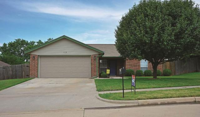 119 SE Churchill Way, Lawton, OK 73501 (MLS #148750) :: Pam & Barry's Team - RE/MAX Professionals