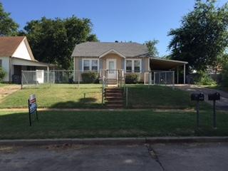 412 SW Park Ave, Lawton, OK 73501 (MLS #148345) :: Pam & Barry's Team - RE/MAX Professionals
