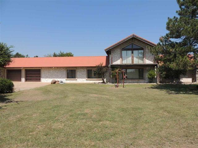 22715 Hwy 49, Lawton, OK 73507 (MLS #150057) :: Pam & Barry's Team - RE/MAX Professionals