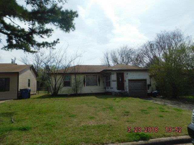 104 W Hackberry Ave, Duncan, OK 73533 (MLS #150385) :: Pam & Barry's Team - RE/MAX Professionals