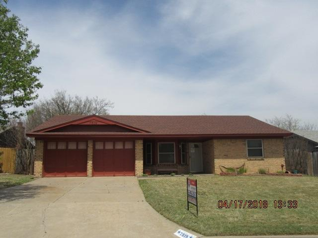 7819 NW Morrocco, Lawton, OK 73505 (MLS #150429) :: Pam & Barry's Team - RE/MAX Professionals