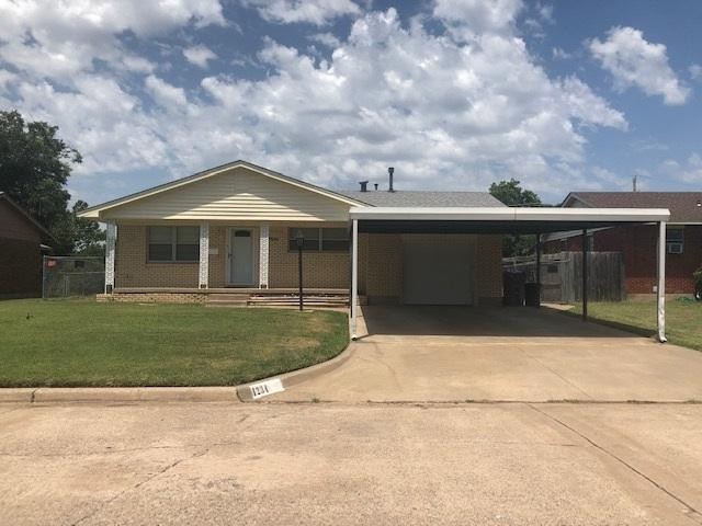 1234 NW 57th St, Lawton, OK 73505 (MLS #153806) :: Pam & Barry's Team - RE/MAX Professionals