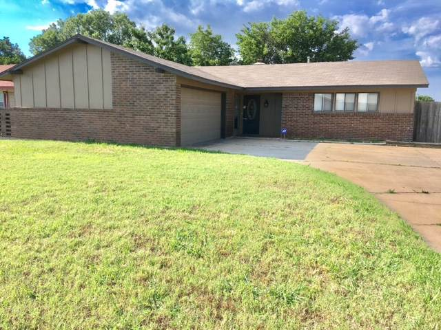 7001 NW Baldwin Ave, Lawton, OK 73505 (MLS #154092) :: Pam & Barry's Team - RE/MAX Professionals