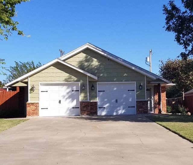 2513 SW E Ave - Units A & B, Lawton, OK 73505 (MLS #154515) :: Pam & Barry's Team - RE/MAX Professionals