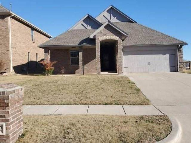 2232 SW Oxford Dr, Lawton, OK 73505 (MLS #155060) :: Pam & Barry's Team - RE/MAX Professionals
