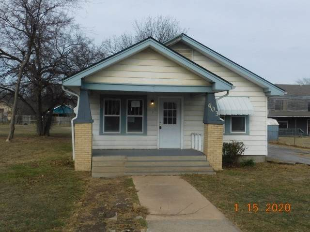 403 NW Bell Ave, Lawton, OK 73501 (MLS #155262) :: Pam & Barry's Team - RE/MAX Professionals