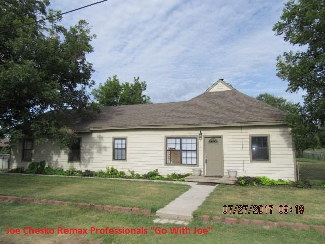 312 N 7th St, Cache, OK 73527 (MLS #148387) :: Pam & Barry's Team - RE/MAX Professionals
