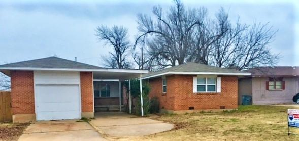 3825 NW Euclid Ave, Lawton, OK 73505 (MLS #149372) :: Pam & Barry's Team - RE/MAX Professionals