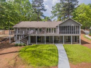 1360 Anchor Bay Drive, Greensboro, GA 30642 (MLS #46984) :: Team Lake Country