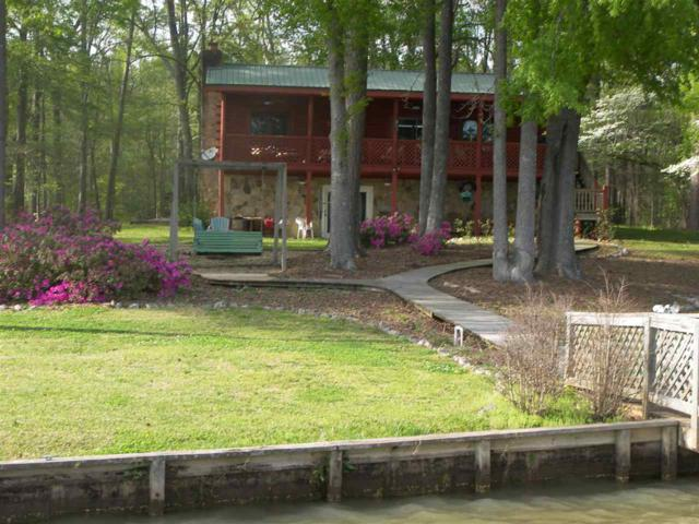 110 Dejarnette Road, Eatonton, GA 31024 (MLS #45328) :: Team Lake Country