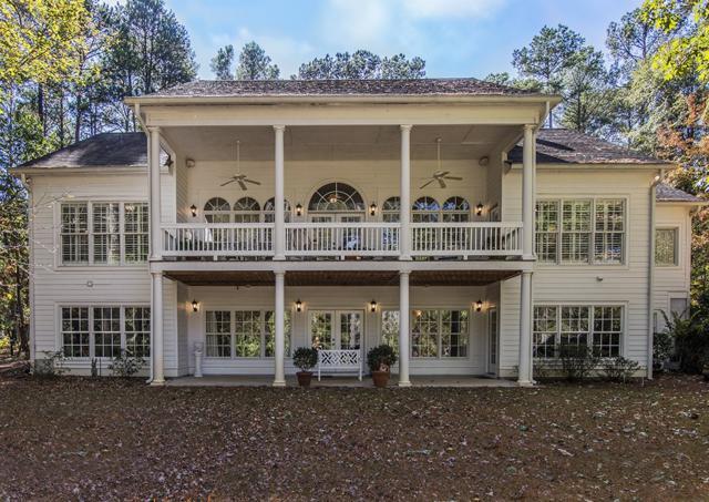 1690 Club Drive, Greensboro, GA 30642 (MLS #45472) :: Team Lake Country