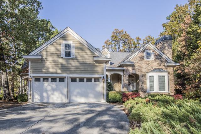 1010 Plantation Point Drive, Greensboro, GA 30642 (MLS #45629) :: Jo Jones & Company